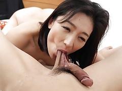 Japanese mature, Marina Matsumoto had sex, uncensored