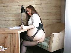 Ich Liebe Es, Meinen Chef Sexuellen Appetit Zu Wecken