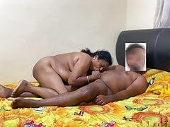 Indian aunty in HD